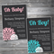Baby Shower Invitation Digital