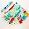 PLANES SOAR Baby Security Blanket Blankie Taggie Toy+ Dummy/Sophie/Taggie Saver