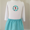 Little Red Riding Hood Skirt Set Size 1-3