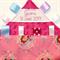 STRAWBERRY SHORTCAKE - Flowers Security BlankieTaggie Toy + Free Taggie Saver
