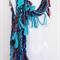 Soft Raggy Recycled Sari Silk Chiffon Scarf