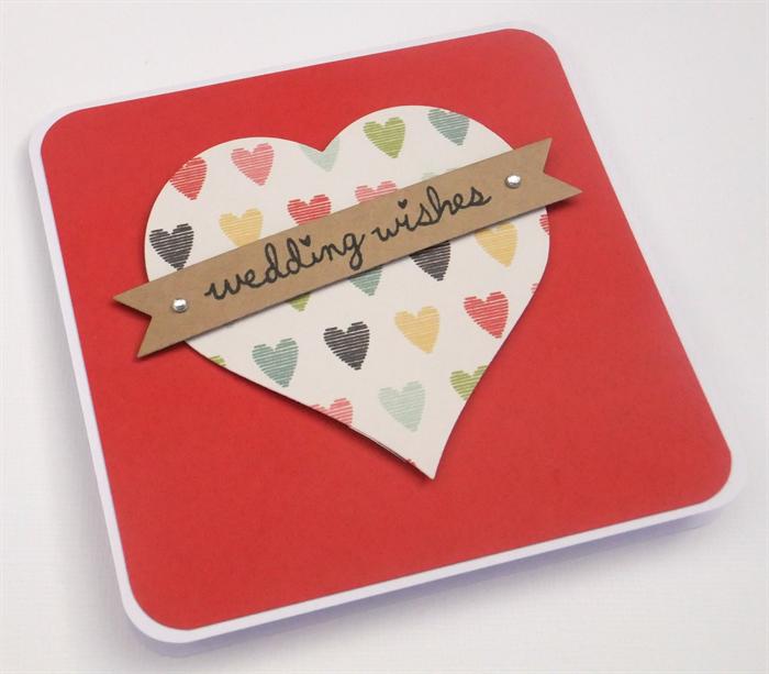 Wedding Wish Handmade Cards   New Calendar Template Site