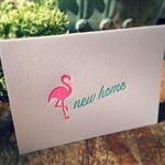 New Home | Neon Letterpress