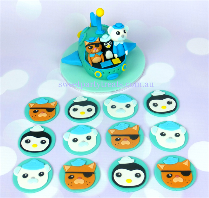 Octonauts Party Package