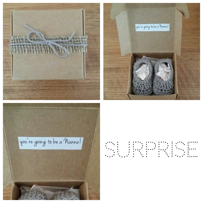 Baby Announcement Gift Boxes OH baby – Gifts for Baby Announcement