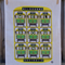 Melbourne Iconic Tram Tea Towel