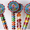 8 Pack Superhero Lolly Tube Birthday Party Favour #LT0011