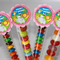 Jungle Animal Lolly Tube Party Favour