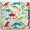 Dinosaur mania - kids' cushion