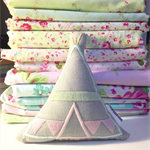 TeePee Mini Cushion