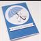 Handmade Baby Shower Card - Baby Boy Umbrella
