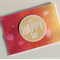 Bright Watercolour Oh Happy Day Card