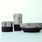 Trio - Large Succulent Planter & Two Tealight Holders (Marble Mix) - Urban Decor