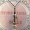 Pale Stone Necklace