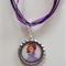 Sofia the First Disney Princess Boutique Bottlecap Pendant Necklace