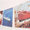 'The Ship' Vintage Book Bunting. Perfect for parties & children's rooms
