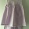 Girls Fun Purple Flower Dress with Shorts Size 5