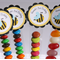 8 Pack Bee Lolly Tube Birthday Party Favour #LT0012