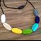 Silicone Teething Necklace | Chew Jewellery | Sensory Aid | Baby Nursing