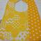 Colour Block Bib Chevron Spots Hexi Print Buy three, get the 4th free
