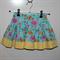 Size 4 Girls Flamingo Twirly Skirt