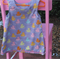 A-line Pinafore Dress  Size 6 Months Free Postage