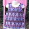 A-line Pinafore Dress  Size 2 years Free Postage