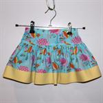 Size 2 Flamingo Twirly Skirt
