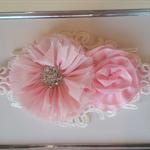 Baby Headband in Baby Pink