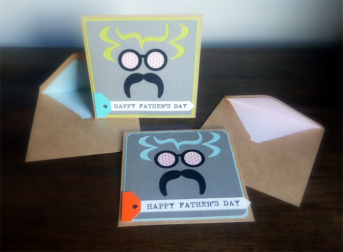 """""""Happy Father's Day"""" Handmade Card"""