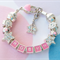 Personalised Name Bracelet For a very Special Girl!