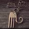 Vintage Elephant Pendant