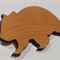 Wooden Ever After: 'BHP-TAS13' Common Wombat