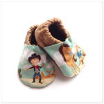 Western Cowboy/Cowgirl Baby Shoes