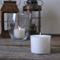 50pk Unscented Soy Spa Tealights - Made To Order