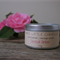 8oz Tin Soy Massage Candle - Choose Your Scent - Made To Order