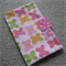 Baby Nappy and Wipe Holder - Pink Butterflies