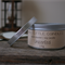 Unscented 8oz Tin Soy Candle - Made To Order