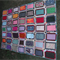 'Hectic' Single Bed Quilt.