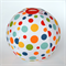 Balloon Ball Cover - Dots - Standard Size
