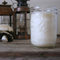 Unscented 16oz Mason Jar Soy Candle - Made To Order