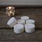 50pk Unscented Soy Tealights - Made To Order