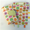 Nappy Diaper Change Mat with Nappy Wallet and Tag Blankie Cream Owls