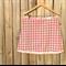 Pink A line skirt