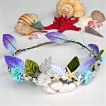 Sea princess mermaid crown