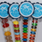 8 Pack Baby Shower Lolly Tube Party Favours #LT0004
