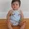 Baby boy romper playsuit