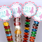 8 Pack Baby Shower Lolly Tube Party Favours #LT0002
