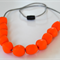 Silicone Teething Necklace -  Pebbles