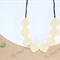 FREE SHIPPING:Silicone Nursing Teething Necklace, BPA Free - Sugar Cube Necklace